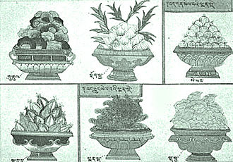 Desi Sangye Gyatso - Six common medicinal herbs in Tibet