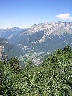 Sixt-Fer-à-Cheval Commune in Auvergne-Rhône-Alpes, France