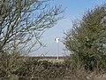 Small wind turbine near Marcross. - geograph.org.uk - 1207393.jpg