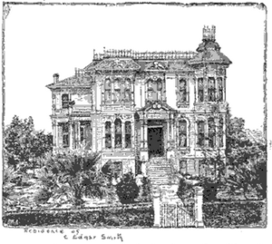 Mariana W. de Coronel - Smith home