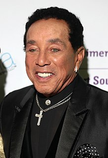 Smokey Robinson American R&B singer-songwriter and record producer