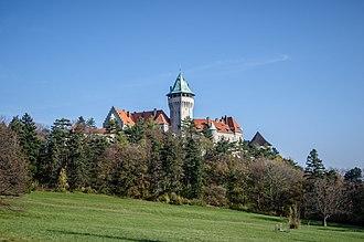 Smolenice Castle - Image: Smolenice zamok