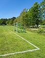 Soccer goals in the south field in Brastad 5.jpg