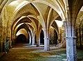 Soissons Abbaye Saint-Jean-des-Vignes Refectoire Innen Keller 2.jpg