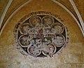 Soissons Abbaye Saint-Jean-des-Vignes Refectoire Innen Rosette.jpg