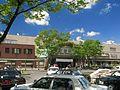 Soka Station east entrance 20120924.jpg