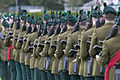 Soldiers of the Royal Irish Regiment on Parade MOD 45149306.jpg
