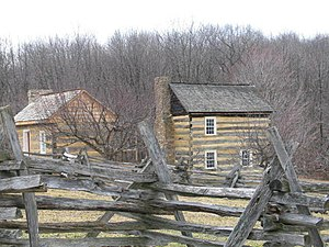 Somerset Historical Center - The 1830s Farmstead at the Somerset Historical Center
