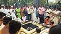 Somvati yag at Veerabhadra Devasthan Vadhav in presence of Balyogi Om Shakti Maharaj. 49.jpg
