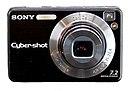 Sony DSC-W110 zwart, -31 juli 2010 a.jpg