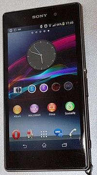 Sony Xperia Z1 front view.JPG