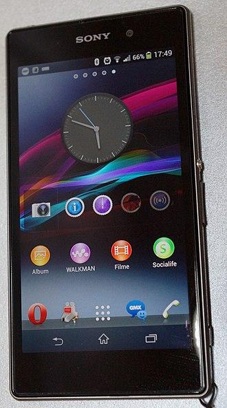 Sony Xperia Z1 - Sony Xperia Z1