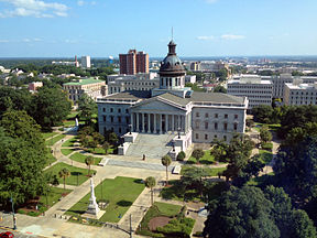 Das South Carolina State House