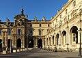 South facade of the Pavillon de Rohan, Louvre Museum, 23 August 2016.jpg