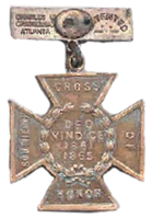 Southern Cross of Honor (back)