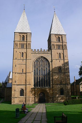 Architecture of the medieval cathedrals of England - Wikiwand