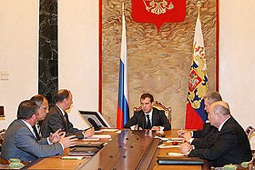 Кто занимает должность председателя совета безопасности