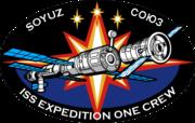 Emblem der Sojus TM-31-Mission