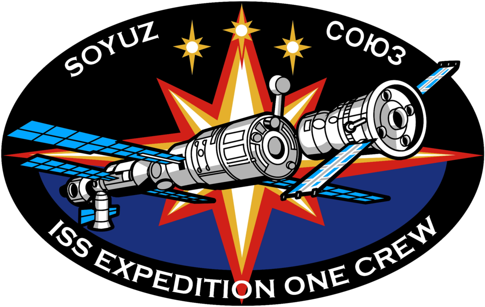 Soyuz TM-31 patch