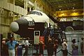 Space Shuttle Display in Houston 1985.jpg