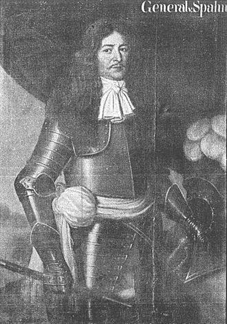 Alexander von Spaen - Alexander von Spaen