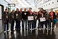Special Olympics World Winter Games 2017 arrivals Vienna - Syria.jpg