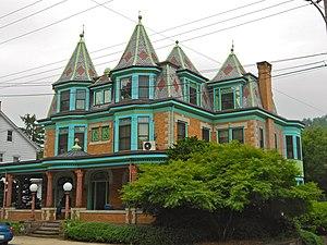 Adamstown, Pennsylvania - House on West Main Street
