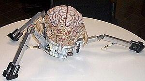 Development of Doom - Model of the Spider Mastermind