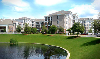 Continuing care retirement communities in the United States - Spring Harbor at Green Isand CCRC, Columbus, Georgia