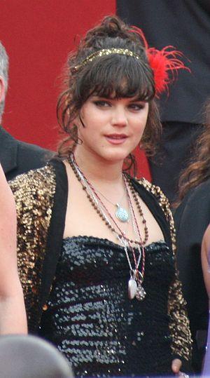Soko (singer) - Soko in 2009.