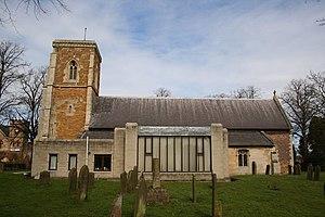 Keelby - Image: St.Bartholomew's church, Keelby, Lincs. geograph.org.uk 143866