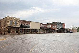 St. Jo, Texas - Image: St.Jo 1