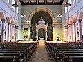 St. Benedict Cathedral interior - Evansville, Indiana 01.jpg