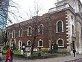St. Botolph's Church, Bishopsgate, EC2 - south side - geograph.org.uk - 1115878.jpg