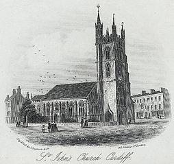 St. John's Church, Cardiff