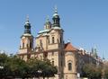 St. Nicholas Church, Old Town in Prague, 2018.png