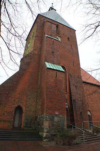 Mölln, Schleswig-Holstein - St. Nicolai and Eulenspiegel-Grave (Mölln)