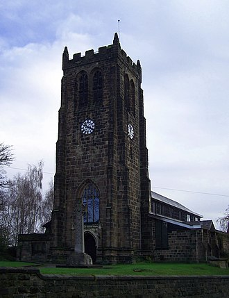 Heanor - St Lawrence's Church