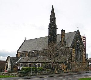 Kelly & Birchall - Image: St Agnes, Burmantofts