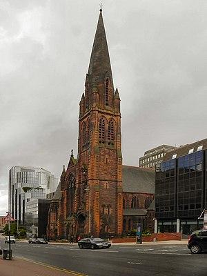 St Columba Church of Scotland, Glasgow - St Columba's Church, St Vincent Street, Glasgow