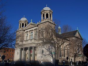 St. Hedwig's Church (Chicago) - Image: St Hedwig Chicago