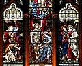 St John's church - east window (detail) - geograph.org.uk - 1708245.jpg