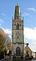 St Nichola's Church tower, Gloucester.jpg