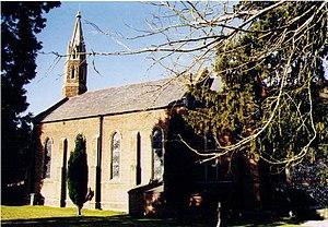 Knowl Hill, Berkshire - St Peter's parish church