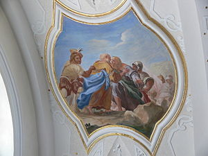 Incident at Antioch - The final parting of Peter and Paul has been a subject of Christian art, pointing to a tradition of their reconciliation.