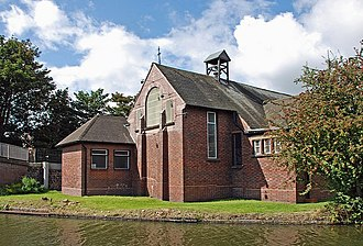 Netherton, West Midlands - St Peter's Church, Darby End