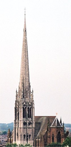 St Walburge's Church spire, Preston 231-10.jpg
