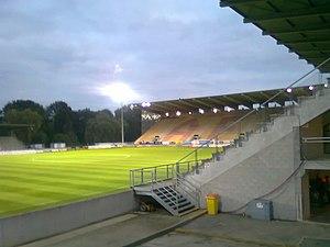 Stade Leburton - Image: Stade Leburton