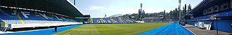 FK Željezničar Sarajevo - A panoramic view of Stadium Grbavica, August 2018