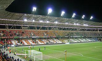 Podbeskidzie Bielsko-Biała - Ground: Stadion Miejski